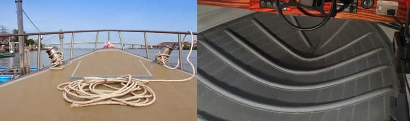 Non Skid Paint - Deck - Boat